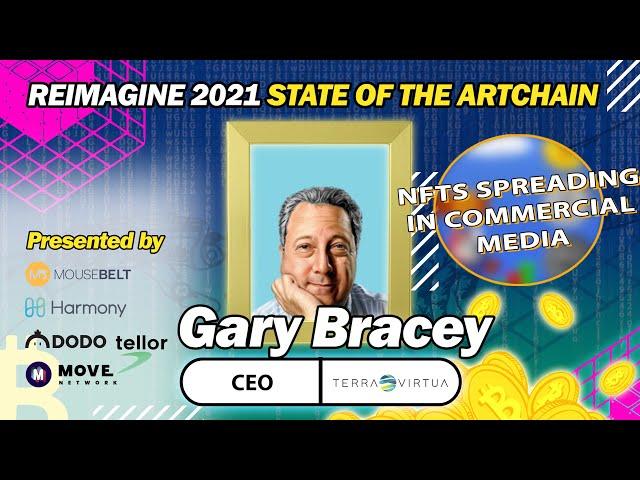 REIMAGINE 2021 - Gary Bracey - Virtual Ownership Reimagined