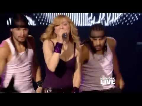 2005 Madonna live from KoKo's in London, Confessions promo tour