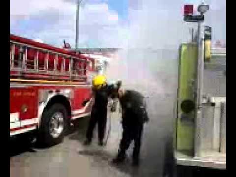 Citrus County Fire Training Center FF1 2011