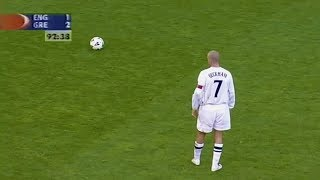 The Iconic Match After Which David Beckham Instantly Turned ...