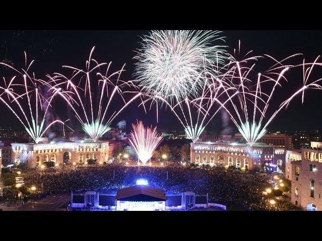 Армения торжетсвует! Страна по особому отметила Новый год