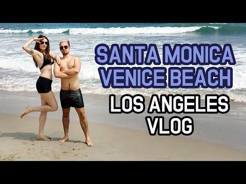 La GIORNATA PERFETTA tra SANTA MONICA e VENICE BEACH | Vlog L.A. con NYX e CherylPandemonium