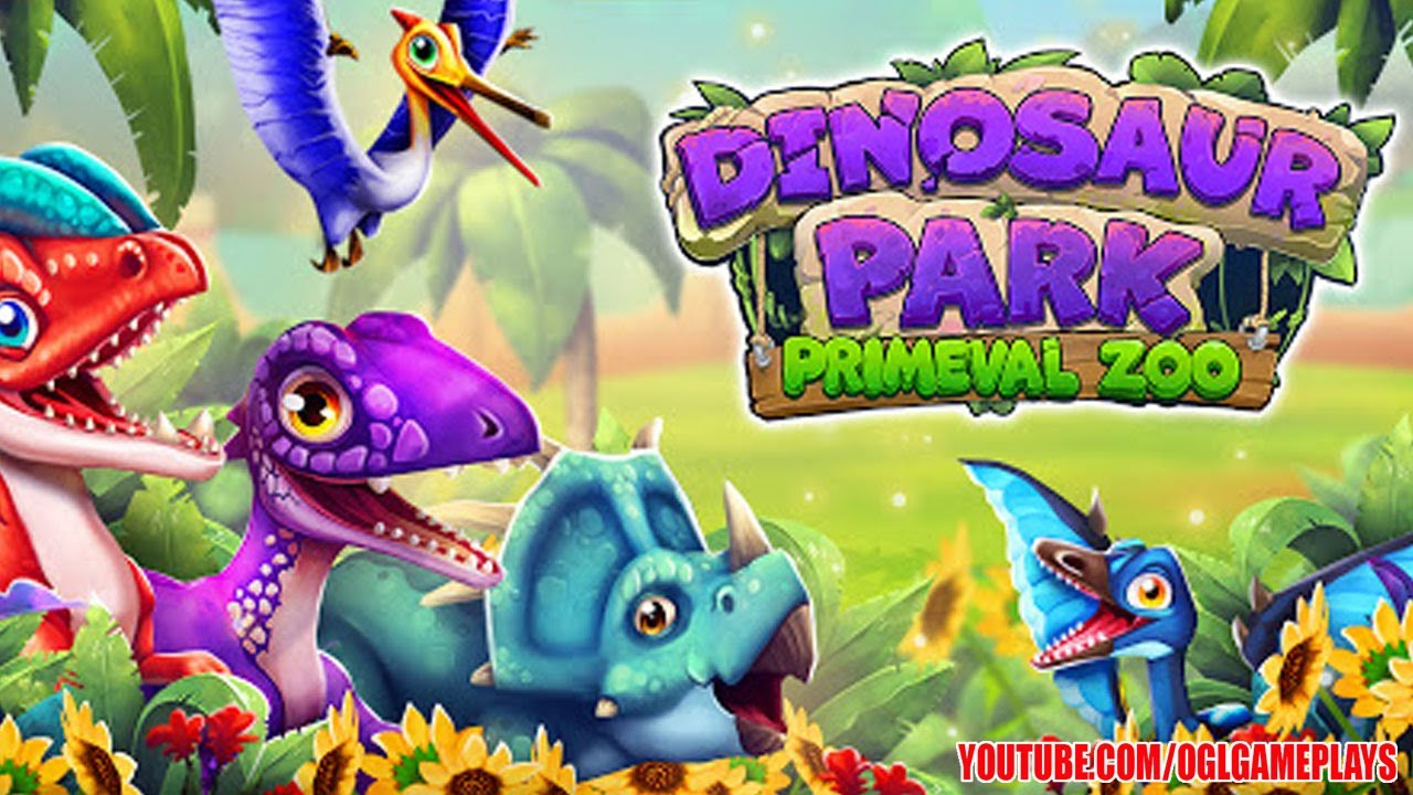 Dinosaur Park – Primeval Zoo (Android APK) - YouTube