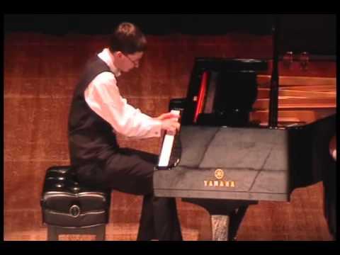Piano Concert  BBR&EJF 2014 Columbia, Missouri June 2014