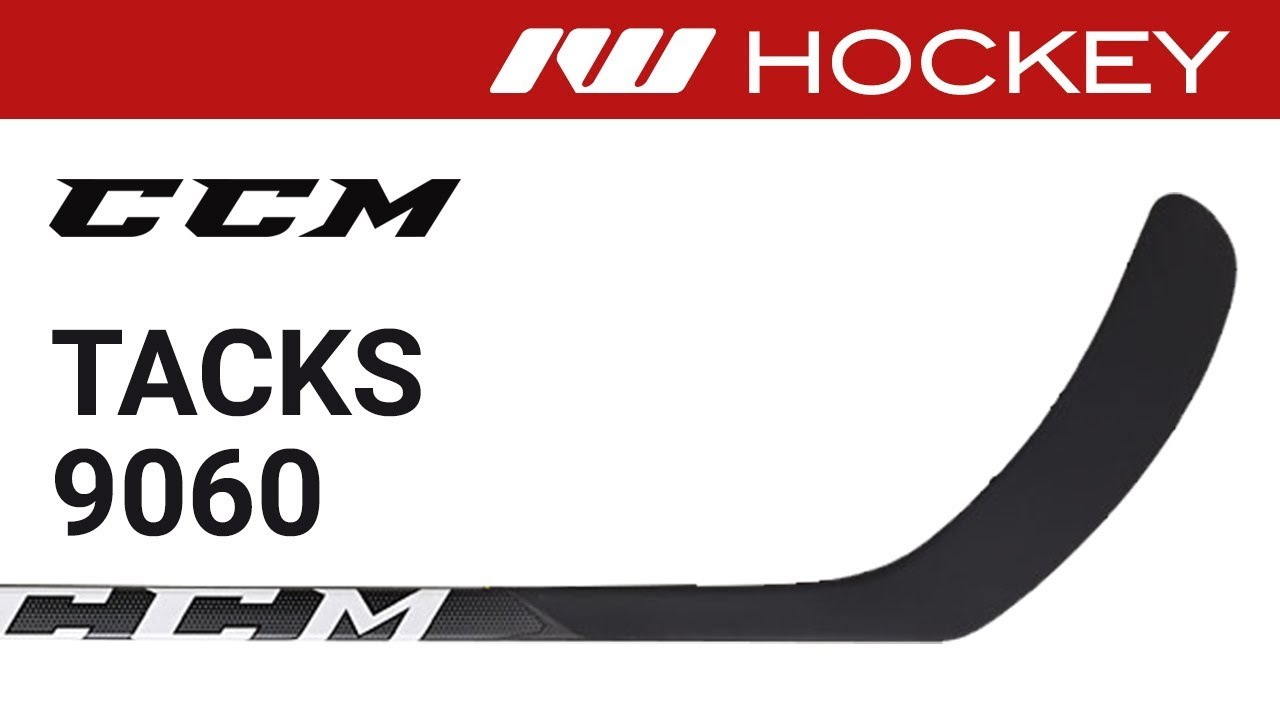 a22821d6e04 CCM Tacks 9060 Stick Review - YouTube