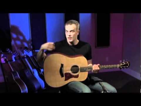 Taylor 110 Acoustic Guitar Gear Review