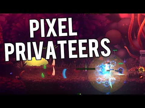 Pixel Privateers #1 EXPLORE ENDLESSLY