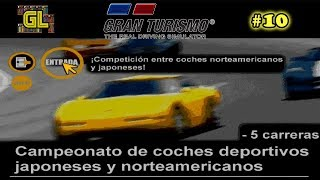 US-Japan Sports Car Championship - Gran Turismo (PSX) - Part 10