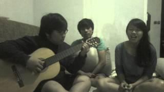 Sherina - Simfoni Hitam ( Cover By Martin, Aldo, Agnes )