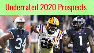 Most Underrated Prospects In The 2020 NFL Draft