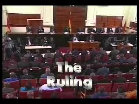 Verdict of 2012 election petition