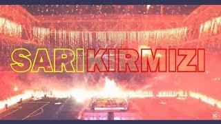 Galatasaray - Alevler Sarı Kırmızı Şampiyonluk Marşı #22