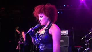 "Judas Priestess Live 8/1/15 ""Beyond the Realms of Death"" into ""Metal Gods"""