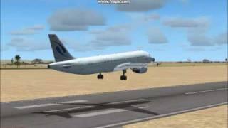 Flying around Africa 5 Dar es Salaam, Tanzania FSX