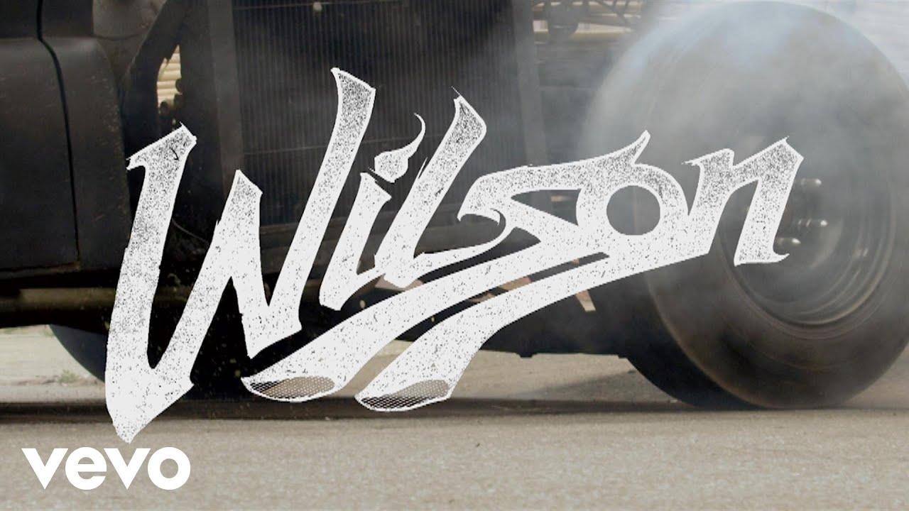 Wilson - All My Friends (Lyric Video)