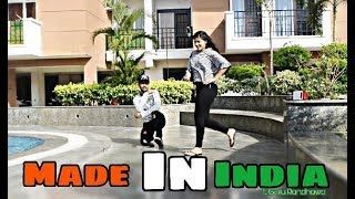 Made In India - Guru Randhawa | Dance Choreography - Akash Arya