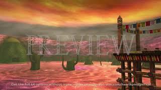 Zelda Majora's Mask 3D 4K (Woodfall #1) - 4K 60FPS Looping Background by Henriko Magnifico