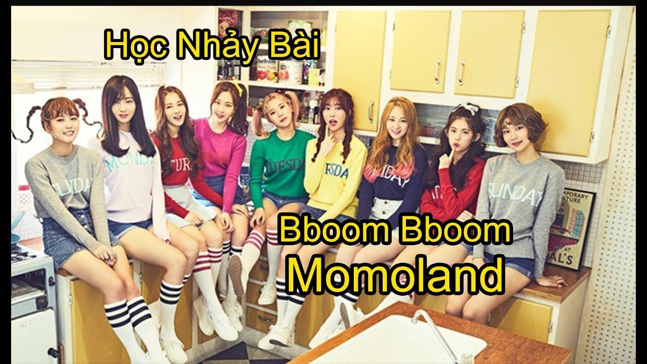 [HỌC NHẢY HIỆN ĐẠI] Bài 56: Học nhảy bài Bboom Bboom - Momoland (part 1) | Dancer MYN