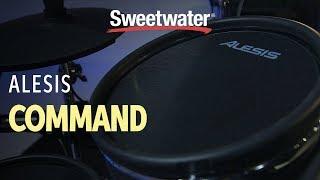Alesis Command Mesh Electronic Drum Set Review