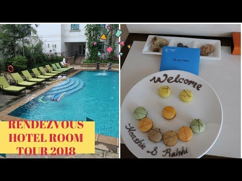 Rendezvous Hotel Deluxe Room Tour 2018