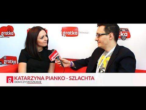 O cechach idealnego pośrednika nieruchomości opowiada Katarzyna Pianko - Szlachta