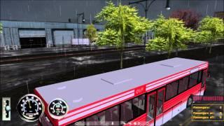 city bus simulator 2010 gameplay