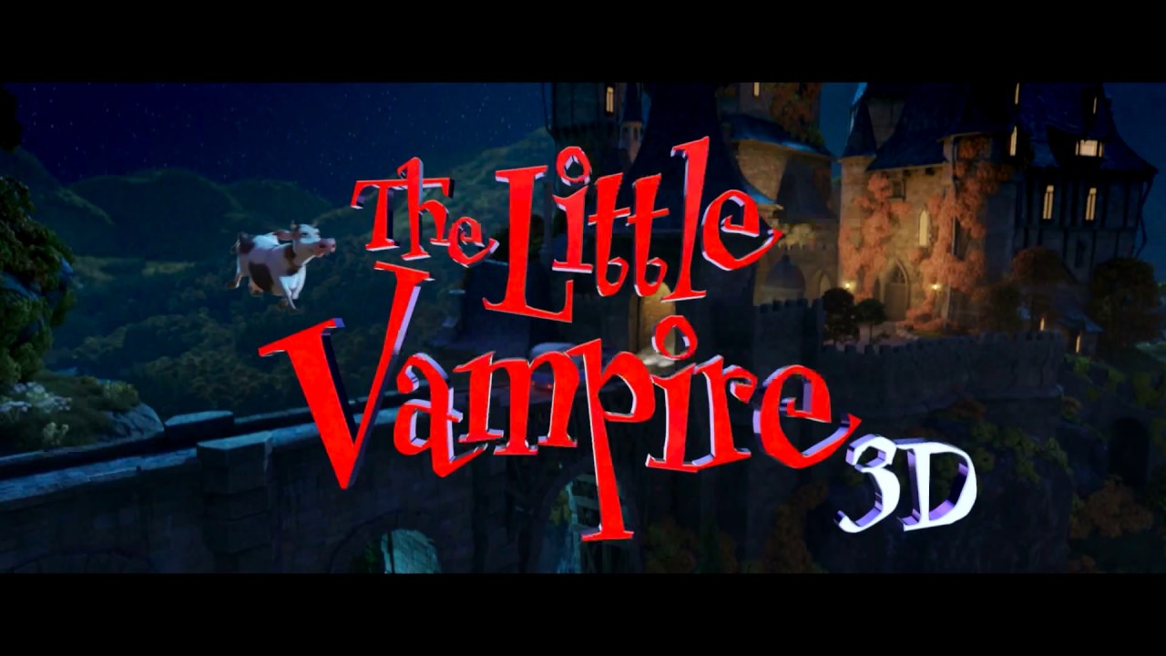 Download The Little Vampire (3D)   Official Trailer   In Cinemas November 2