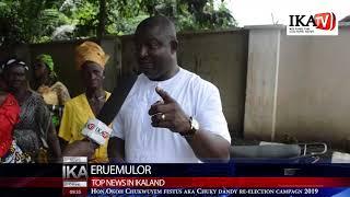 Hon. Festus Chukwuyem Okoh reelection campaign 2019