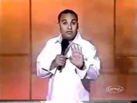 Russell Peters Good on Stage Bad on Twitter