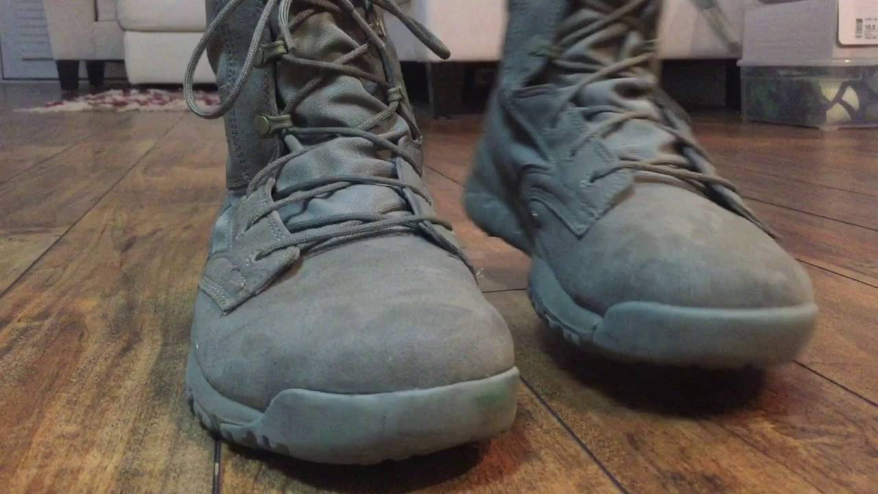 online store ea26d 9f387 On foot video of nike sfb