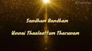Tamil whatsapp status || RJ status||Ennai thottu alli konda