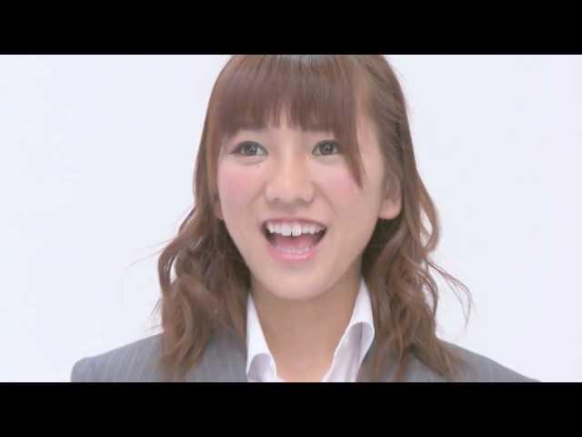 AKB48 正しいポケットチーフ折り 1分勝負(高城亜樹)