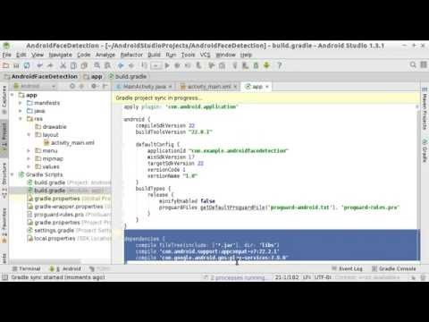 Add Dependency For Google Play Services In Android Studio