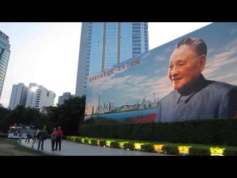 Deng Xiaoping Portrait Square, Lychee Park & Kingkey 100