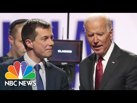 Pete Buttigieg May Be Contender For Biden's Cabinet | NBC News NOW