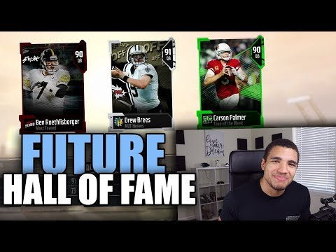 FUTURE HALL OF FAME DRAFT!! MADDEN 18 DRAFT CHAMPIONS