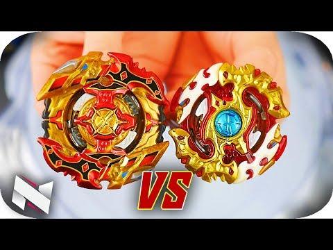 CHO Z SPRIGGAN VS SPRIGGAN REQUIEM!! || SHU VS SHU || Beyblade Burst Cho Z/Turbo ベイブレードバースト 超ゼツ