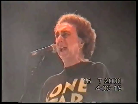 LONE STAR EN CONCIERTO - Boina Blues Festival 2000 Torreperogil.