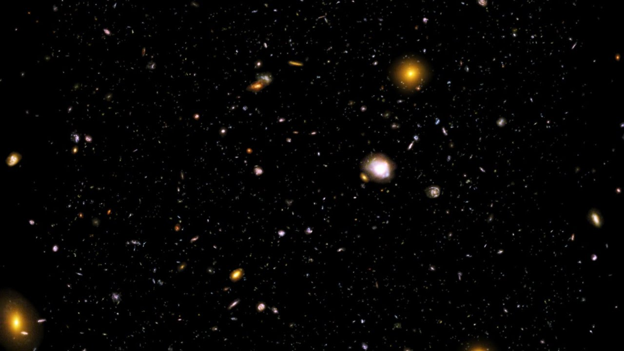 Across the Universe: Hubble Ultra Deep Field - YouTube