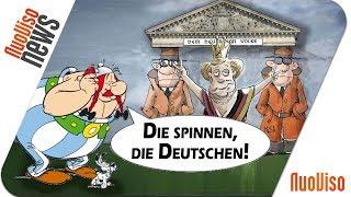 Die spinnen, die Deutschen - NuoViso News #42