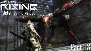 Metal Gear Rising: Revengeance - Jetstream Sam DLC Part 03 | Too Much Gaming