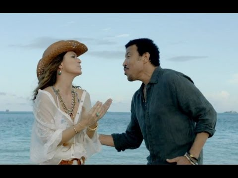 SHANIA TWAIN AND LIONEL RICHIE
