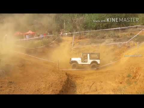 MEXTORM 18.COCHIN COLLEGE OF  ENGINEERING AND TECHNOLOGY VALLANCHERY.  4×4  Off ROADS.