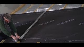 Boost'R Hybrid ROOF – Vertical joints
