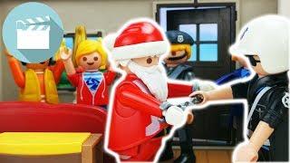 Playmobil Weihnachten Film deutsch   Heilig Abend - Der Weihnachtsmann kommt   Playmobil film