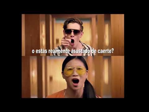 Martin Garrix feat Usher - Dont Look Down Towel Girl & Boy (Subtitulado)
