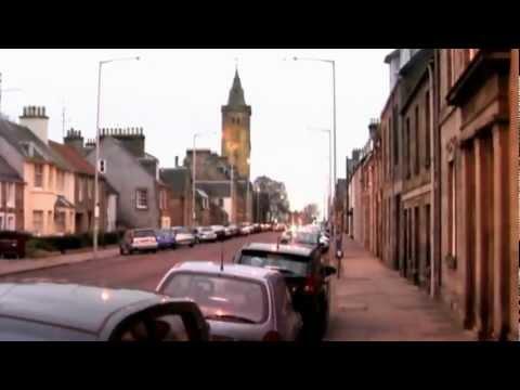 Visiting St. Andrews, Scotland