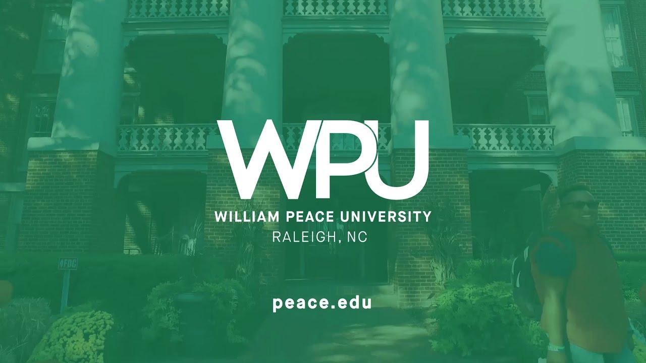 Wake Tech Academic Calendar.William Peace Wake Tech William Peace University