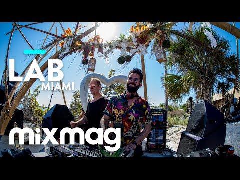 M.A.N.F.L.Y. beach set in The Lab Miami at Rapture Festival