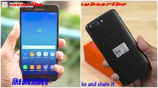 1plus 5 t vs samsung on7 prime review